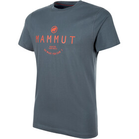 Mammut Seile T-Shirt Men storm